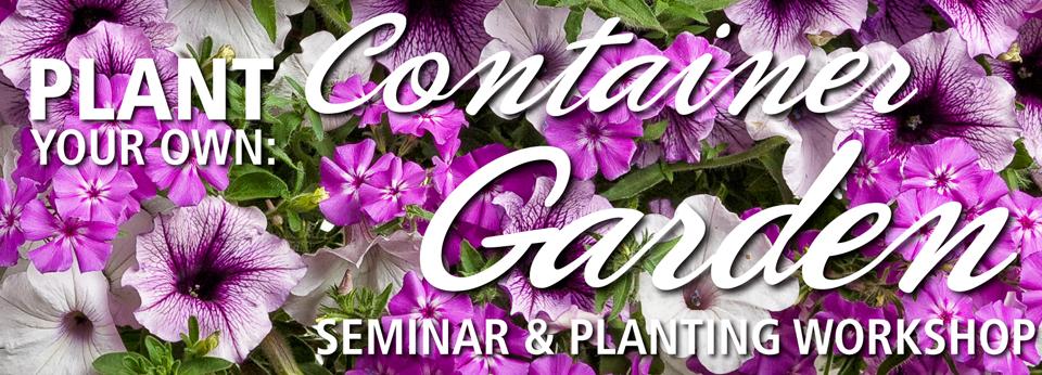 pyo container garden