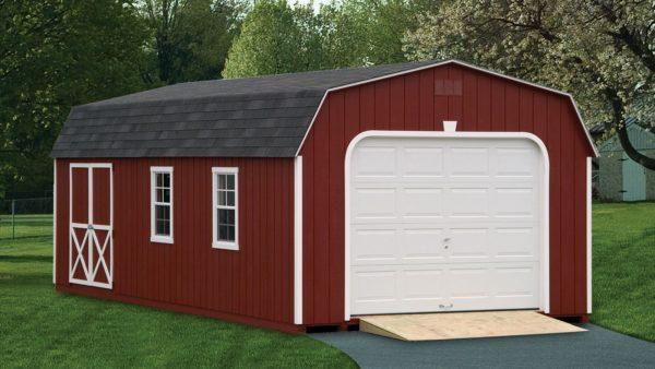 Dalton 12'x24' Standard Series Garage