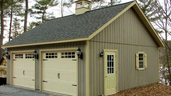 24'x24' Premier Canton Garage
