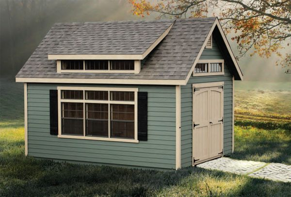 Manor Canton 12'x16' Shed