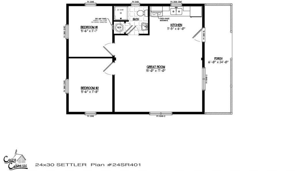 Settler 24SR401