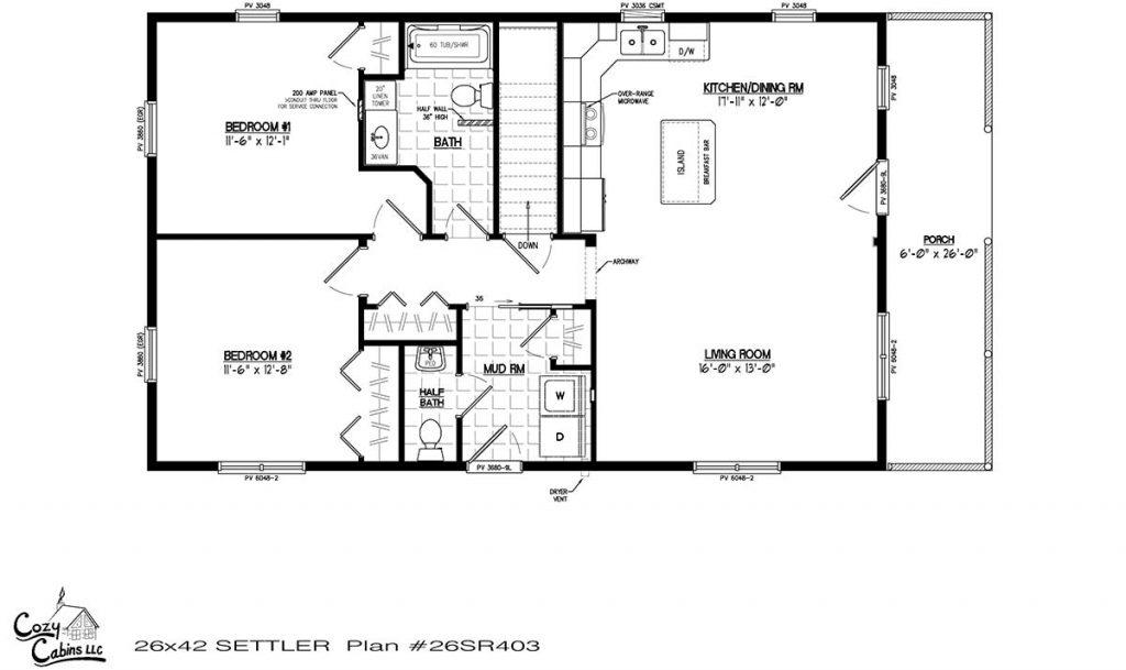 Settler 26SR403