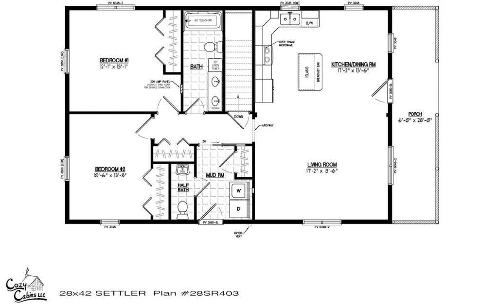 Settler 28SR403