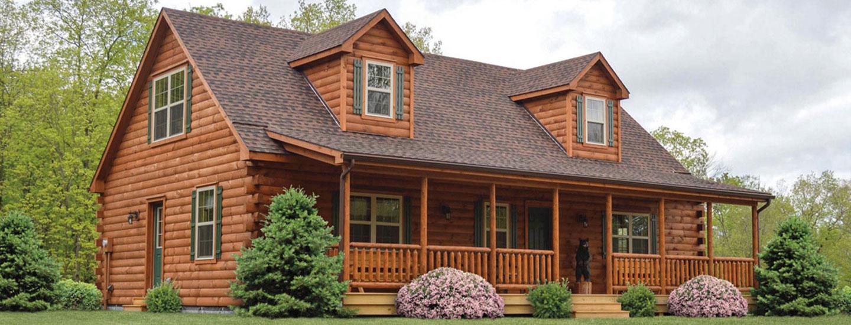 Custom-Built Modular Homes & Cabins