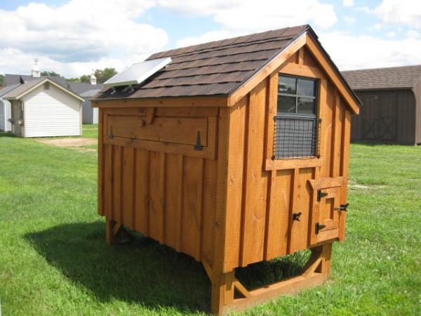 04' X 06' Chicken coop