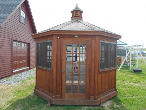12' Bel air enclosure