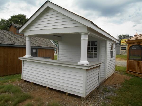 10' X 16' Poolhouse