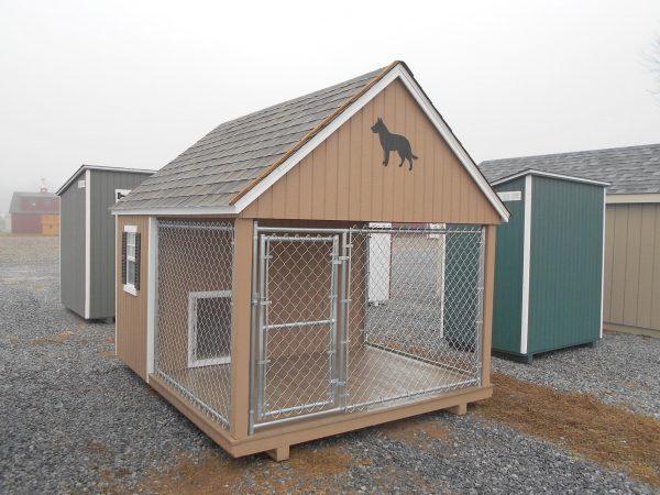 08' X 10' Dog cabin