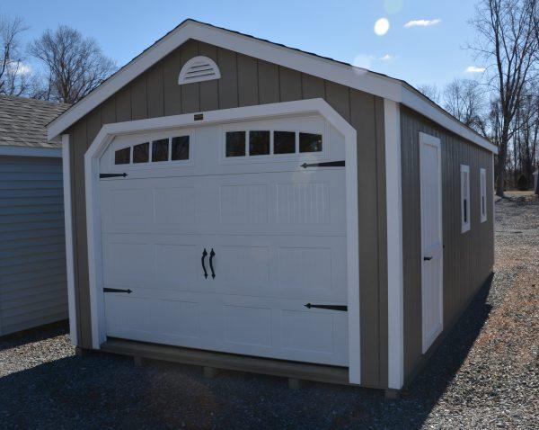12' X 24' Garage