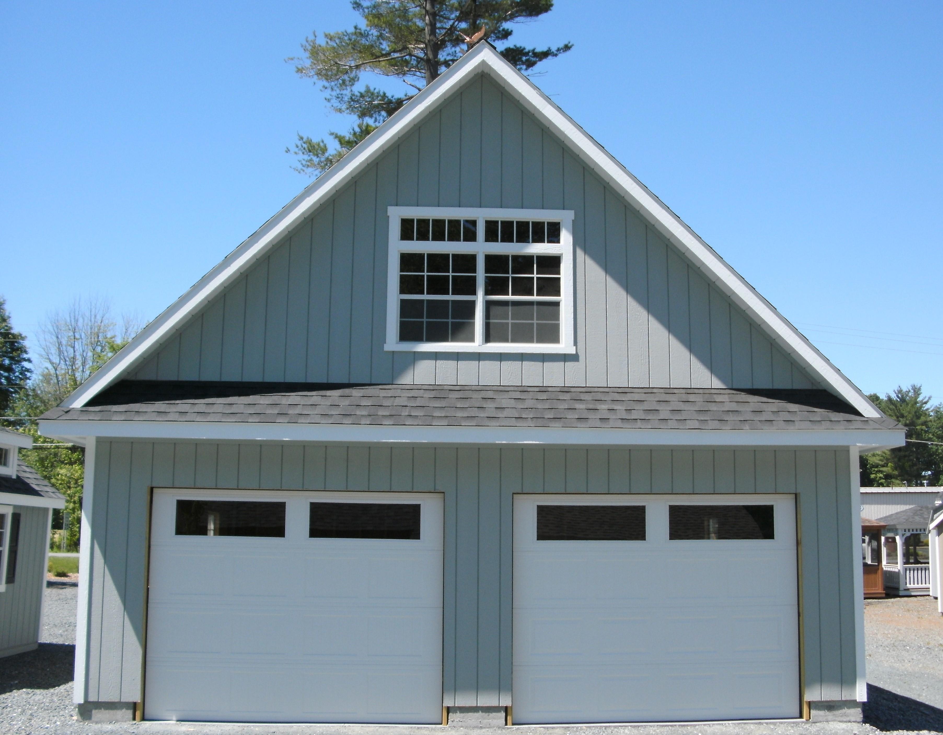 24' X 24' Duratemp Garage : Image 2