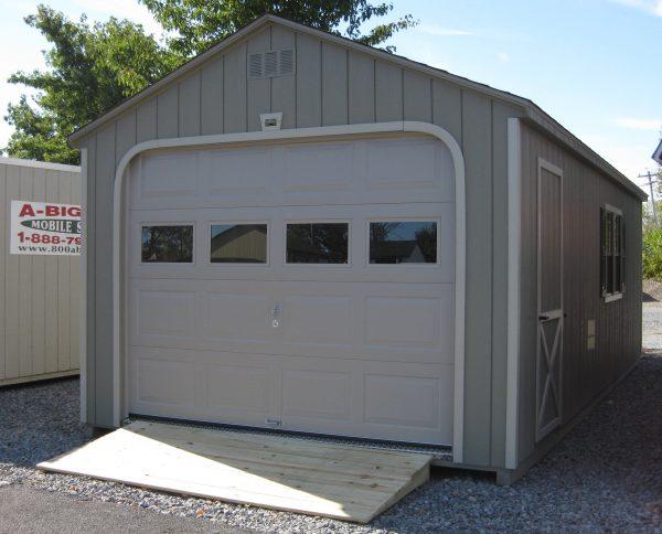 12' X 26' Garage
