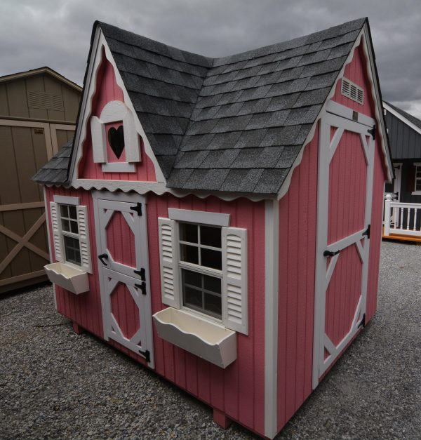 06' X 08' Victorian playhouse