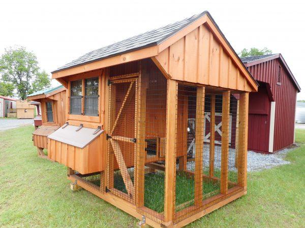 06' X 08' Chicken coop
