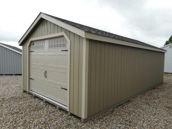 14' X 26' Garage