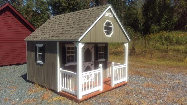 08' X 10' Backyard cabin