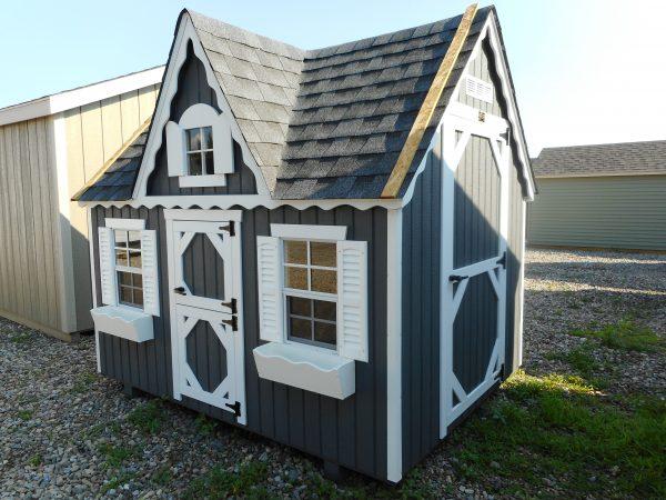 06' X 08' Victorian playhouse