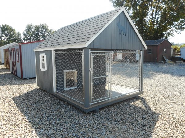 08' X 12' Dog cabin
