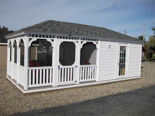 12' X 24' Poolhouse
