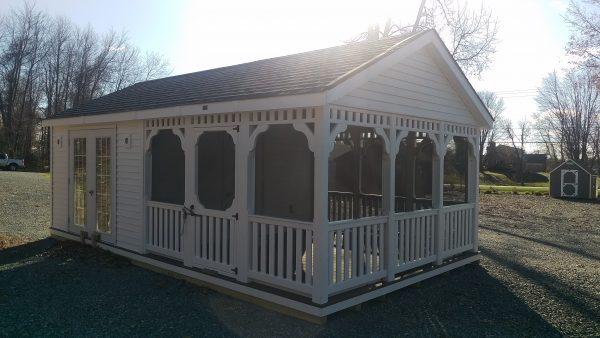 14' X 24' Poolhouse