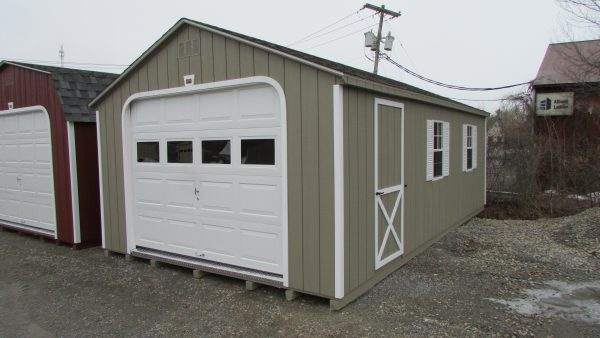 14' X 24' Garage