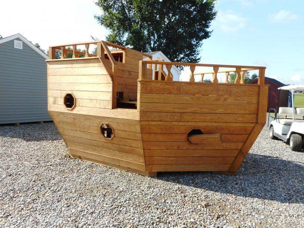 08' X 14' Small boat