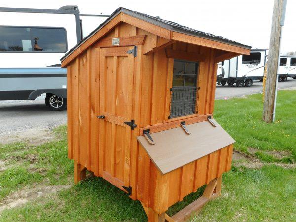 04' X 04' Chicken coop