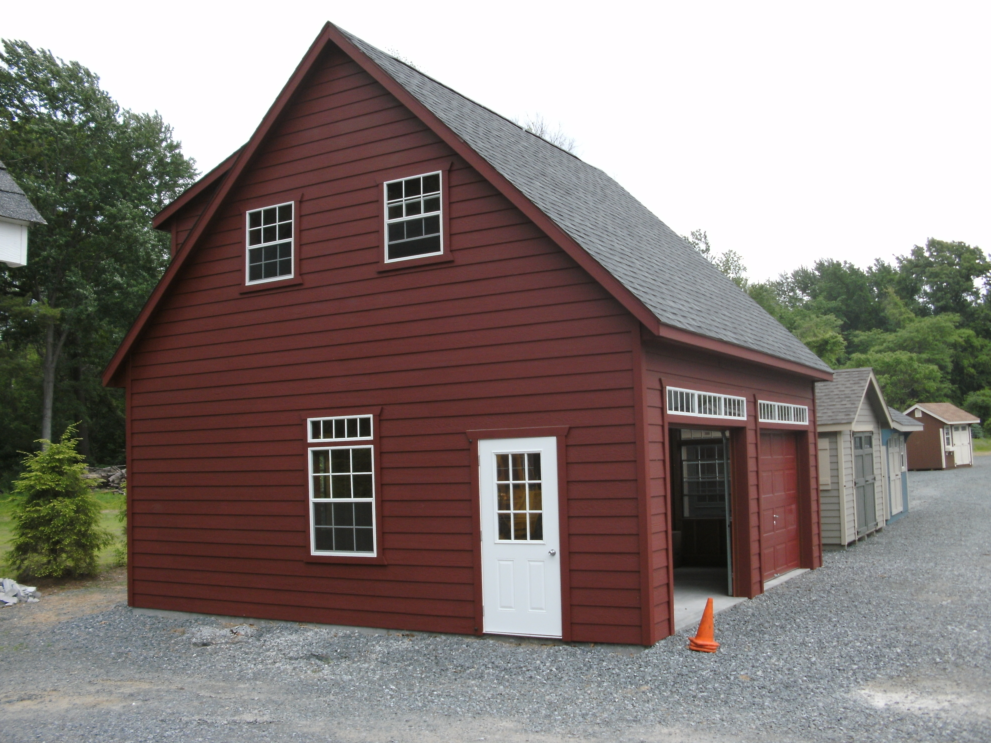 24' X 24' Lp Smartside Garage : Image 5
