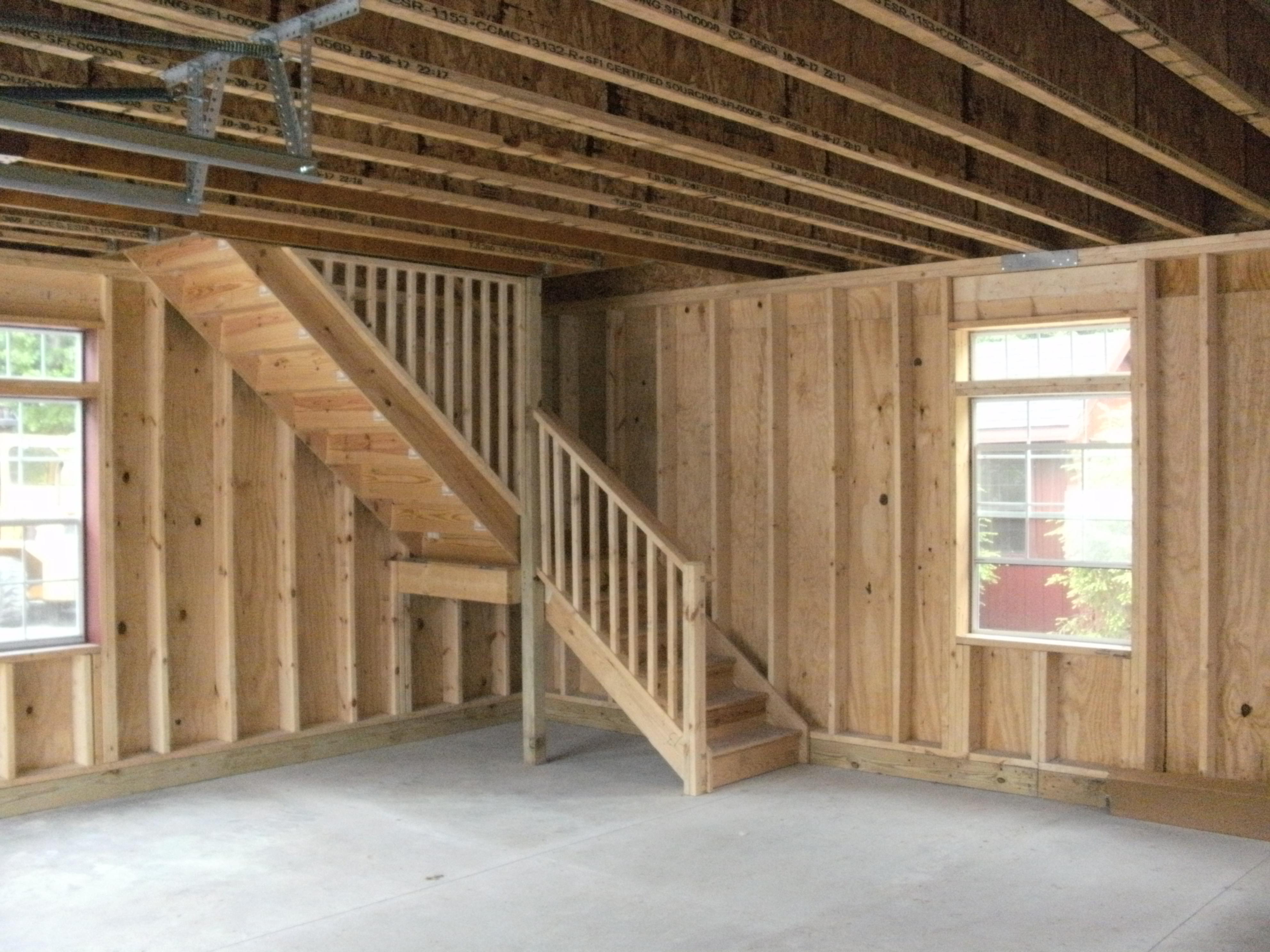 24' X 24' Lp Smartside Garage : Image 3