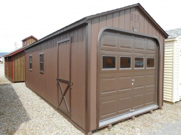 10' X 24' Garage