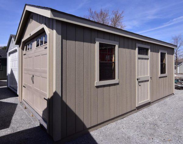 12' X 20' Garage