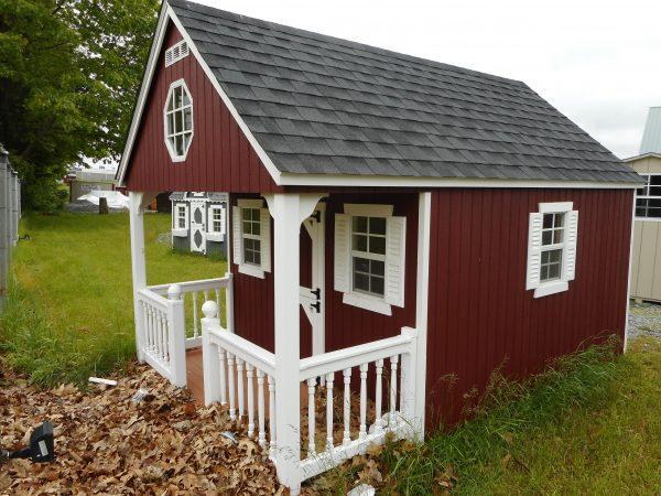 08' X 12' Backyard cabin