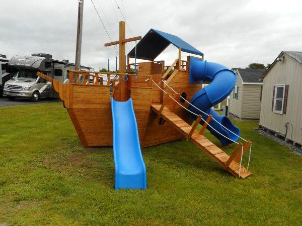 08' X 16' Medium boat