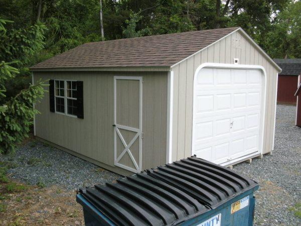 14' X 20' Garage