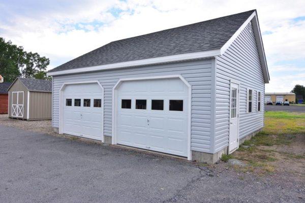 24' X 24' Garage