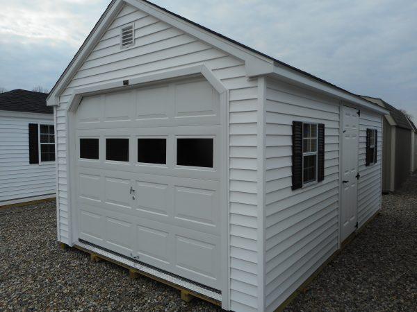 12' X 18' Garage
