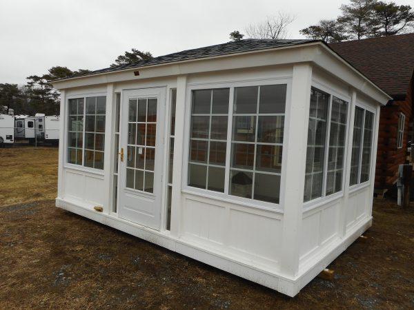 12' X 16' Teahouse