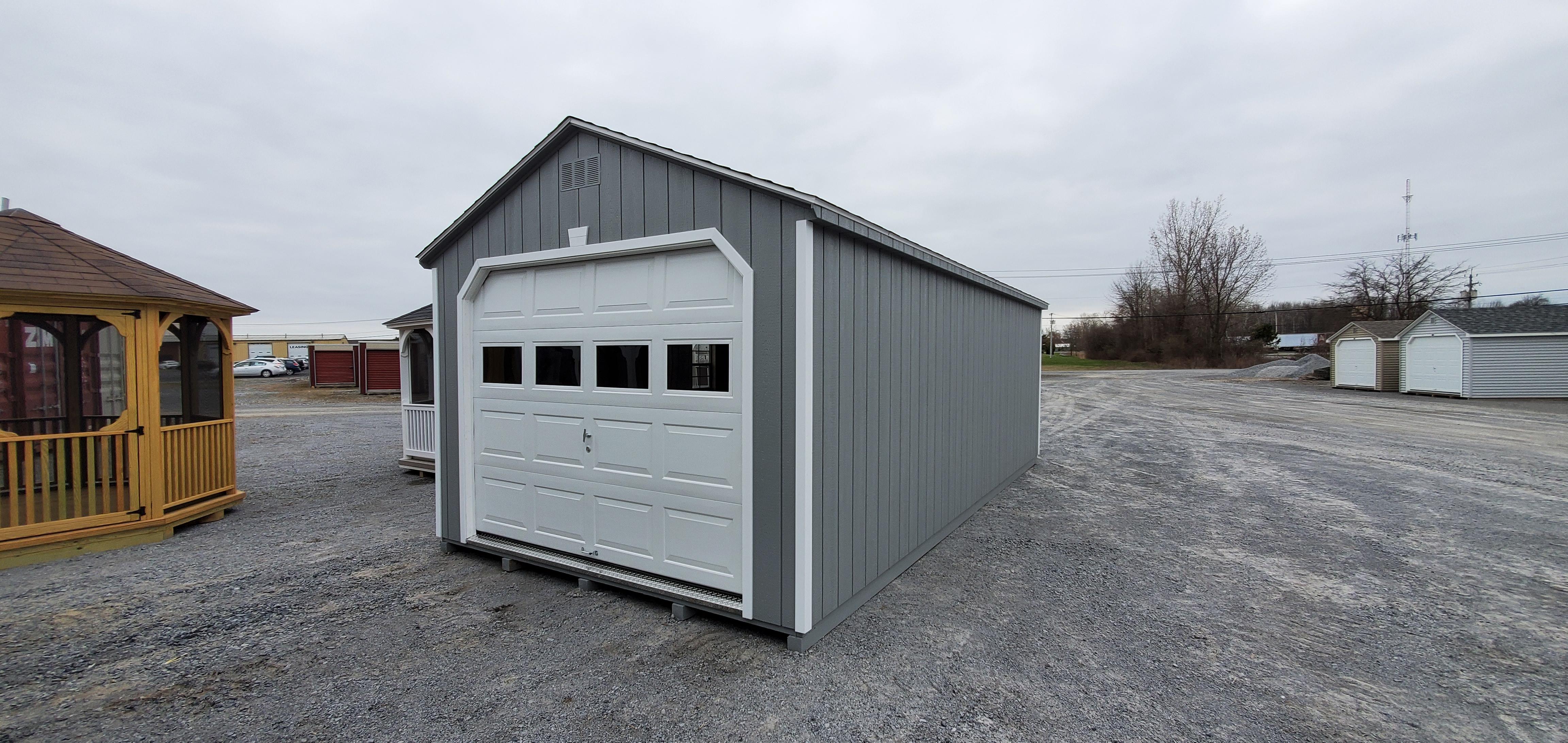 12' X 24' Duratemp Garage : Image 1
