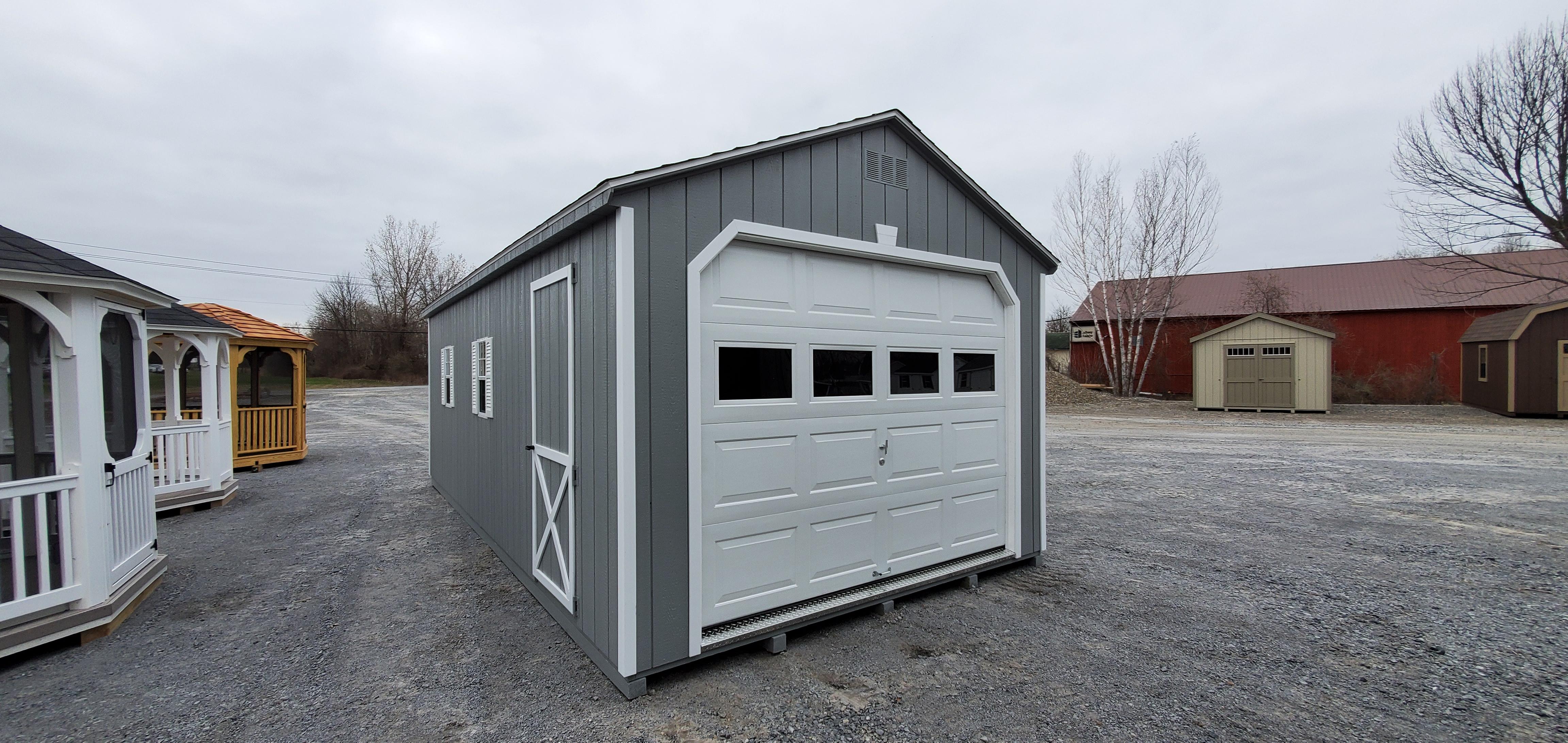 12' X 24' Duratemp Garage : Image 2