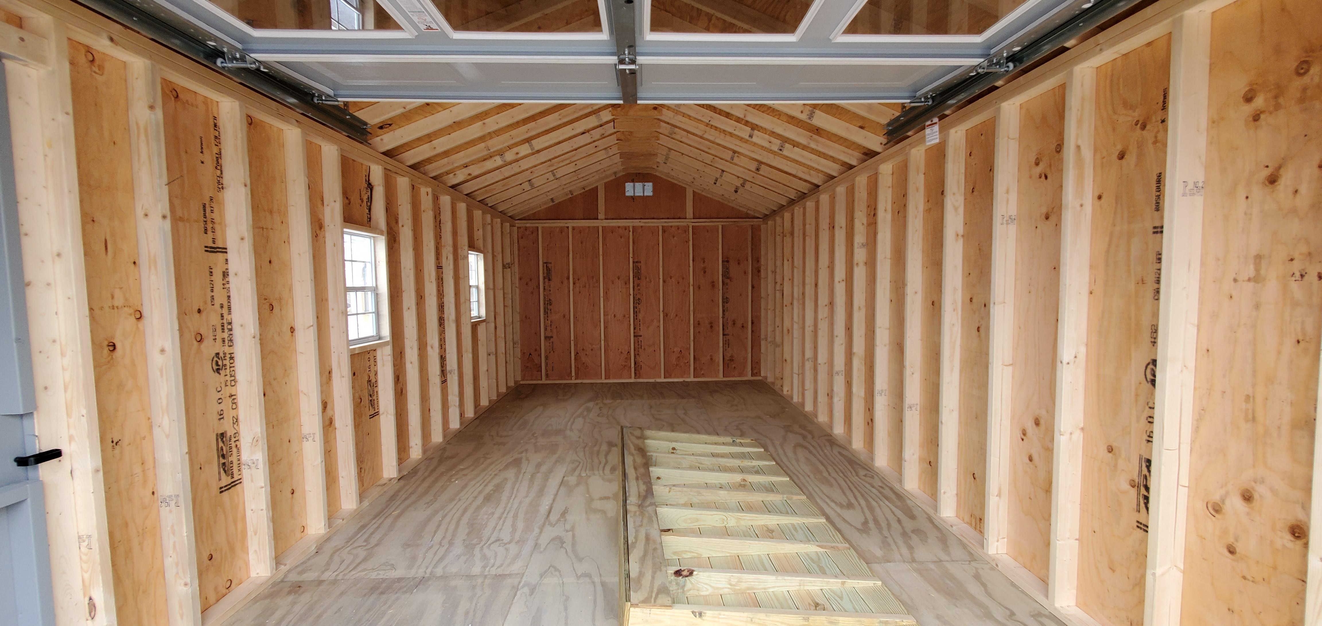 12' X 24' Duratemp Garage : Image 3