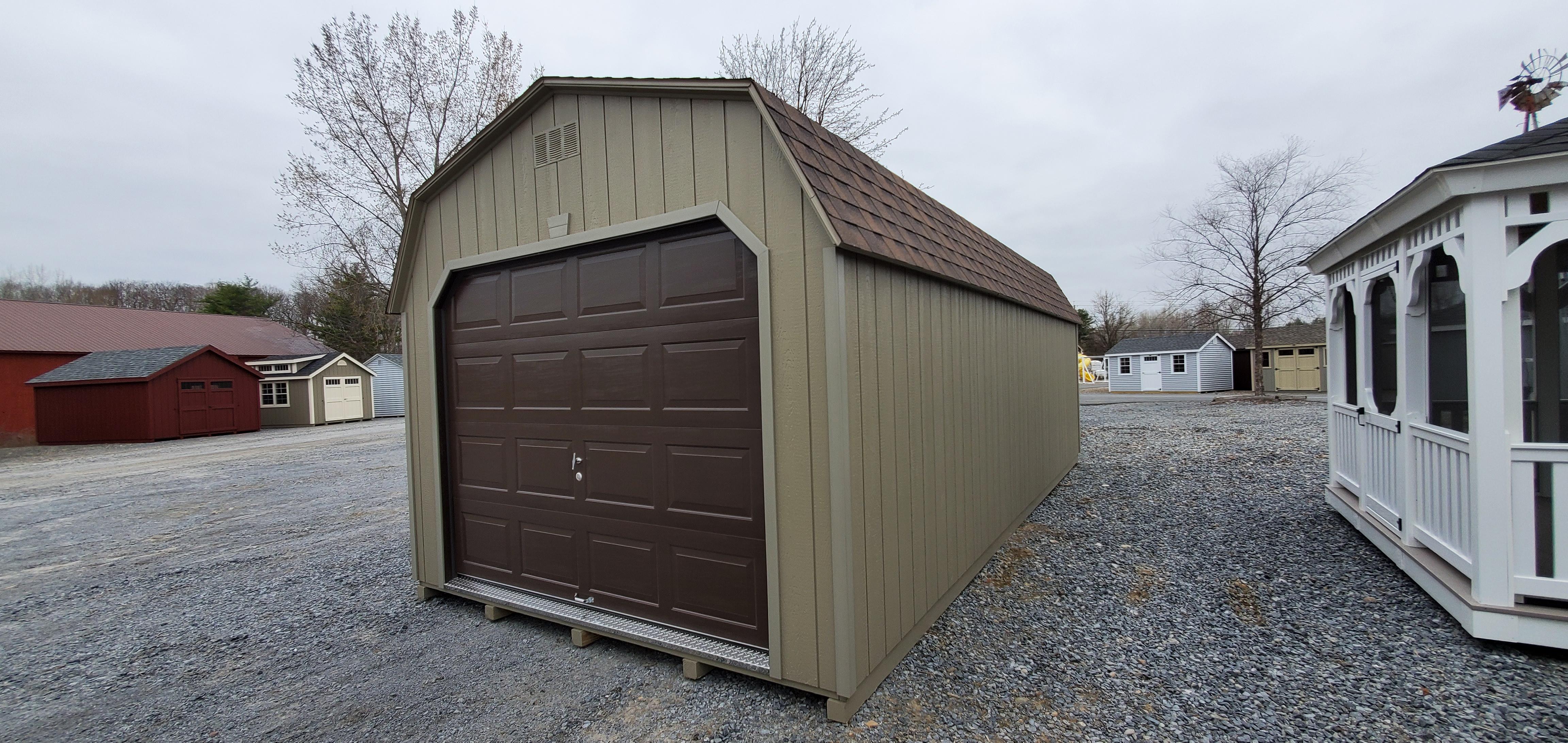 12' X 26' Duratemp Garage : Image 1