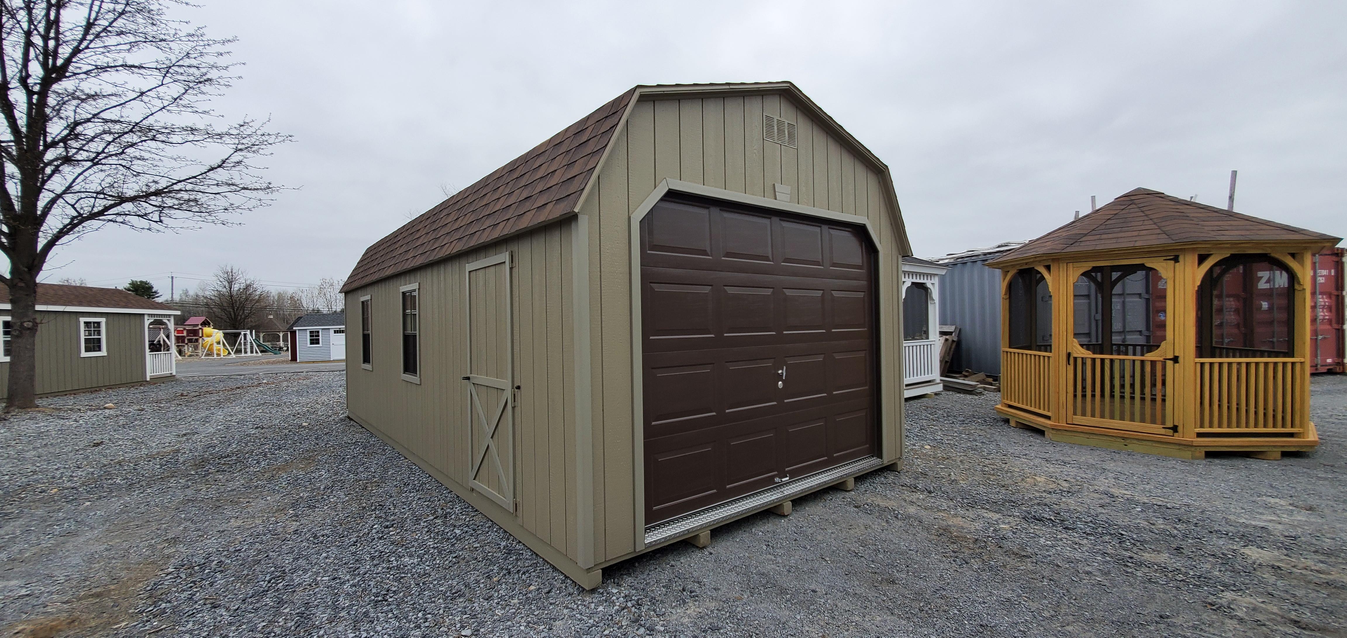 12' X 26' Duratemp Garage : Image 2