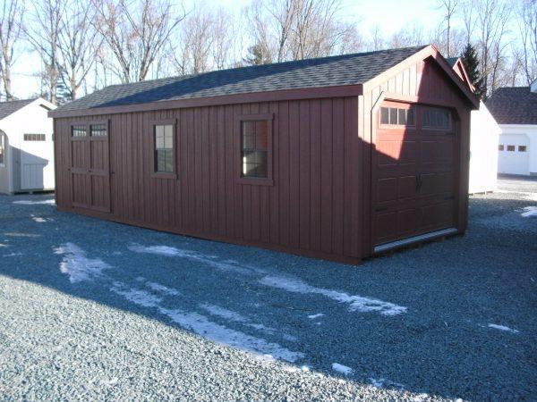 12' X 30' Garage