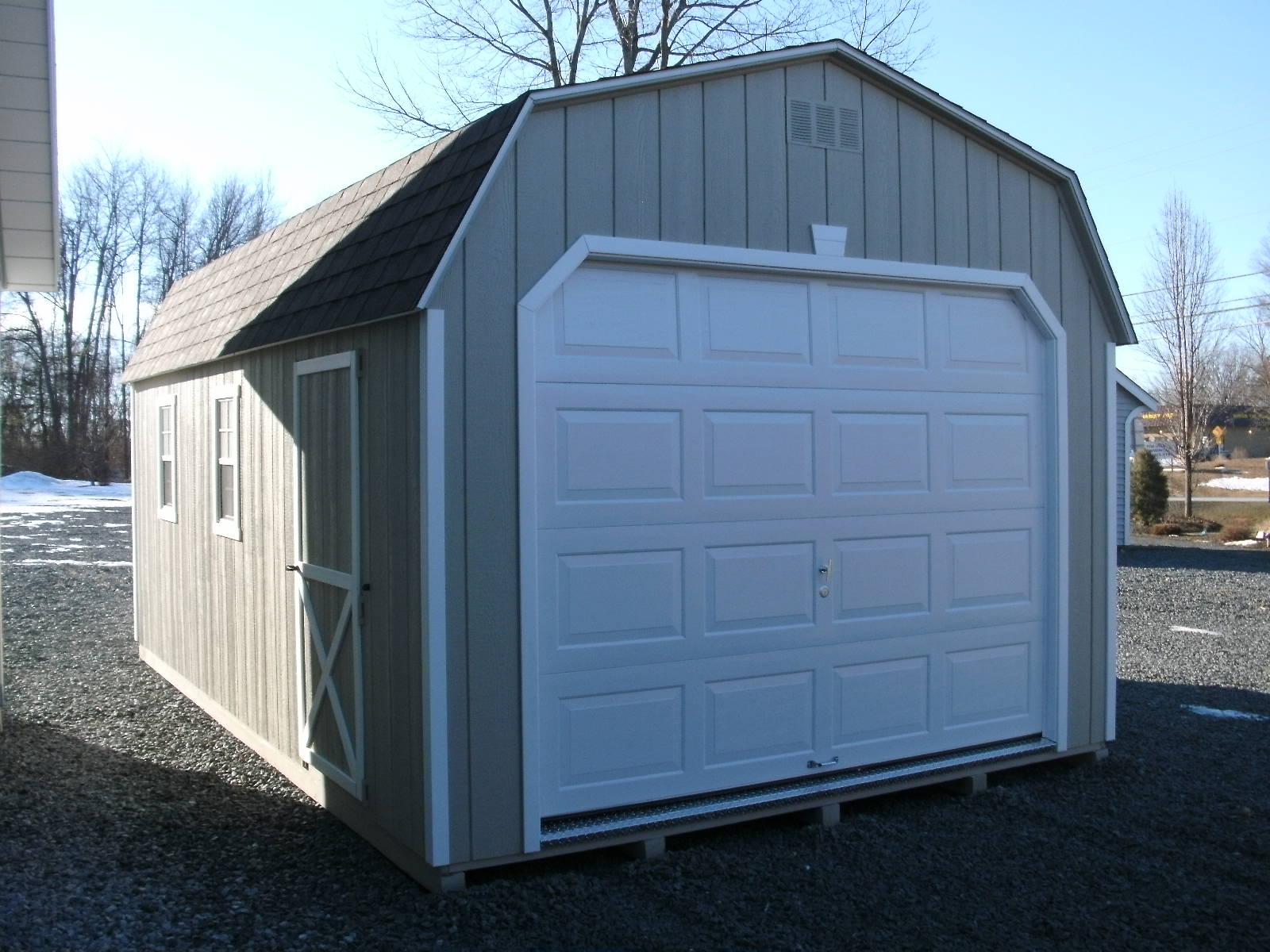 12' X 20' Duratemp Garage : Image 1