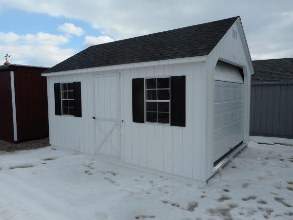 12' X 16' Garage