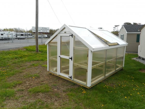 08' X 12' Greenhouse